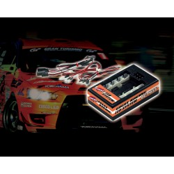 EAGLE DRIFT LED LIGHT SYSTEM (WITH FLASH FUNCTION)