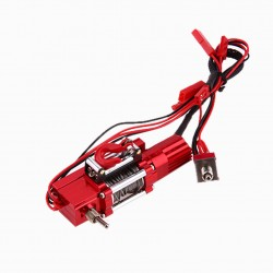 WINCH ALUMINIO INTERRUPTOR INTEGRADO PARA CRAWLER RC