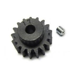 08 MODULE STEEL PINION GEAR (17T)