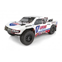 ASSOCIATED SC10.3 BRUSHLESS RTR JRT 2018