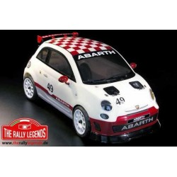 FIAT 500 ABARTH ASSETO CORSE  RTR