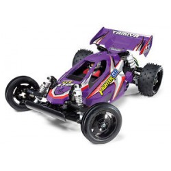 Tamiya DT02 SUPER  FIGHTER GR VIOLET RACER