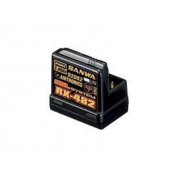 RECEPTOR SANWA RX-482 4CH FHSS-4T 2.4G SSR/SSL