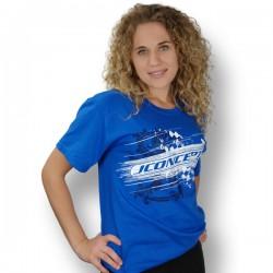 JCONCEPTS - OFFICIAL WORLDS T-SHIRT - 2011 (BLUE, MEDIUM)