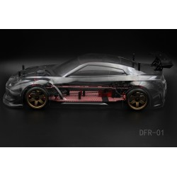 SN RC DFR 104-17 DRIFT CAR PRO KIT