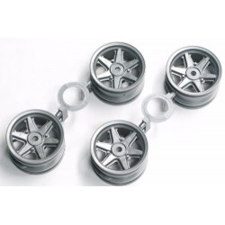TAMIYA ALPINE A110 WHEEL SET 4PCS