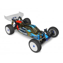 WARRIOR - RC10B5MFL BODY WITH FINNISHER WING 6.5