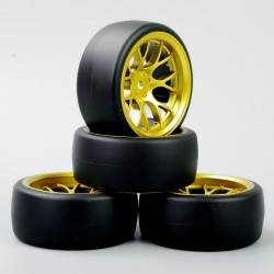 RUEDAS DRIFT K-FORCE NEW  BBS GOLD
