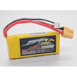 LIPO ZIPPY COMPACT  7, 4V 1000MAH XT60