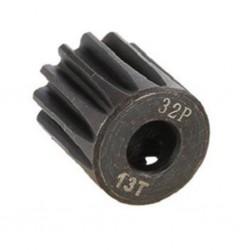 PIÑON 13T 32DP (M0.8) STEEL 5MM SHAFT