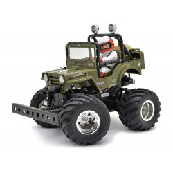 TAMIYA WR02 WILD WILLY 2  WHEELIE KIT