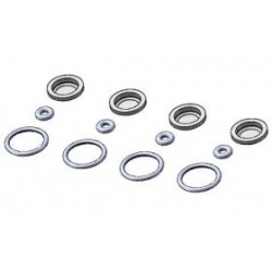 3 RACING SAKURA DAMPER O-RING REPLACEMENT FOR SAK-U314