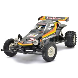 TAMIYA THE HORNET BLACK METALLIC