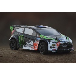 MONKY FORD FIESTA R5
