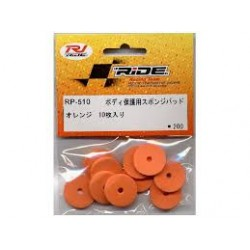 RIDE BODY PROTECT SPONGE PAD (10 PCS)