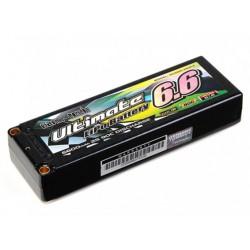 BATERIA LIPO NANO ULTIMATE 7,4V 6600MAH 90C