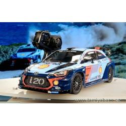 MONKY HYUNDAI I20 WRC