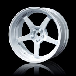 MST WHITE GT WHEEL OFFSET CHANGEABLE  (4U)