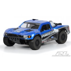 FLO-TEK FORD F150 RAPTOR SVT CLEAR BODY