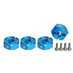 3RACING  WING WHEEL ADAPTOR  (5mm)