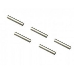 3RACING 2 X 12MM STEEL PIN  5pcs