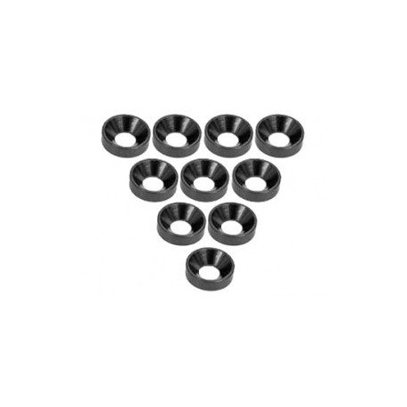 3 RACING ALUMINIUM M3 CONTERSINK WASHER (10 PCS)