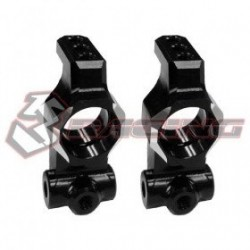 3 RACING ALUMINUM REAR HUB CARRIER FOR ADVANCE