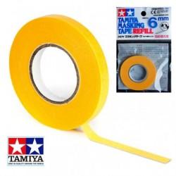 TAMIYA 6MM MASKING REFILL TAPE