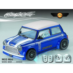 CARROCERIA MINI COOPER   (M-CHASSIS 210MM)