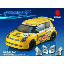 CARROCERIA  SUZUKI SWIFT S1600