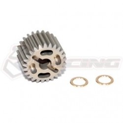 3 RACING ALU IDLE GEAR 25T FOR MINI MG