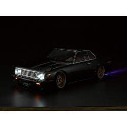 KILLERBODY 1980 NISSAN SKYLINE HARDTOP 2000 GT-ES CLEAR BODY