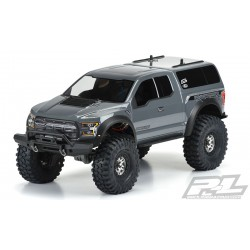 2017 FORD F-150 CLEAR BODY FOR TRX4