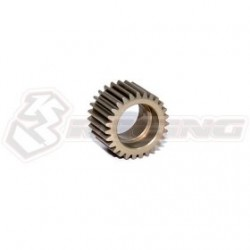 3 RACING ALU IDLE GEAR 27T FOR MINI MG
