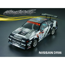 CARROCERIA NISSAN DR86 PC BODY SHELL