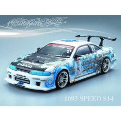 CARROCERIA NISSAN 1093 SPEED S14 PC BODY SHELL