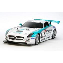 CARROCERIA TAMIYA MERCEDES SLS AMG GT3