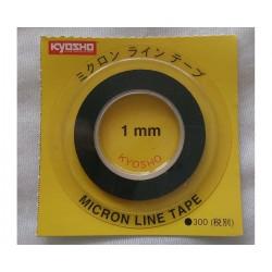 KYOSHO 1MM MICRON LINE TAPE