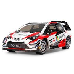 CARROCERIA TAMIYA TOYOTA YARIS WRC