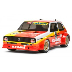 CARROCERIA TAMIYA VW GOLF MK.1 RACING  GR.2