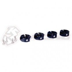 3RAC WHEEL ADAPTOR (5MM)