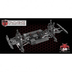 REDCAT RACING CRAWLER GEN8 (PRE-ASSEMBLED CHASSIS)