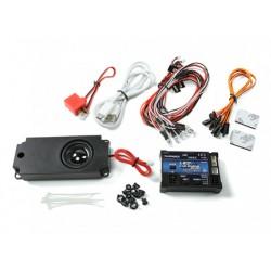 TURNIGY LED & CAR ENGINE SOUND SYSTEM