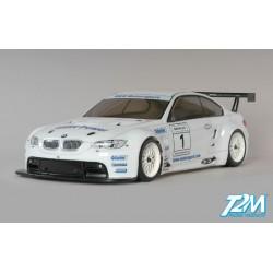 FG 1/5 4X4 ELECTRIC  BMW M3 CLEAR BODY 530E ARR
