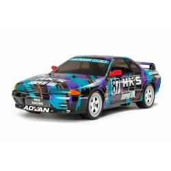 TAMIYA TT01E HKS SKYLINE GT-R GR.A