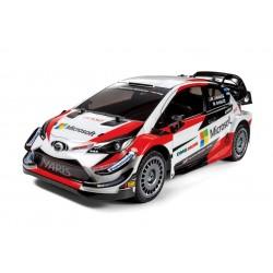 TAMIYA  TT02 TOYOTA YARIS WRC