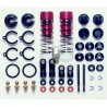 TAMIYA LOW FRICTION ALUMINUM DAMPER SET