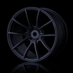 MST FLAT BLACK G25 WHEEL (+3) 4U
