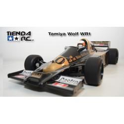 TAMIYA F104 WOLF RACING 1977
