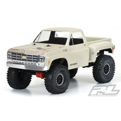 1978 CHEVY K10 CLEAR BODY (CAB & BED)